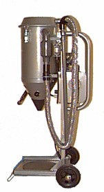 Pulversaugmaschine PSM-Mini