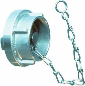 Blindkupplung mit Kette D25 DIN 14310, LM