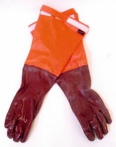 Säurefester Fünf-Fingerhandschuh