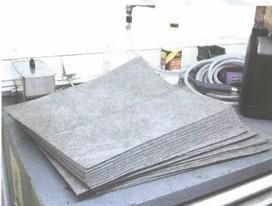 Mikro-Vlies Ölbindetücher E 200-D