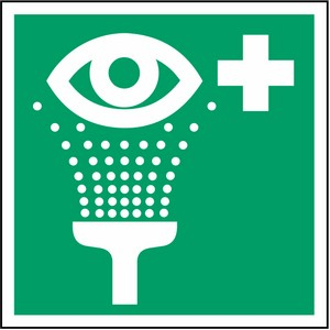 Augenspüleinrichtung KU 200 x 200