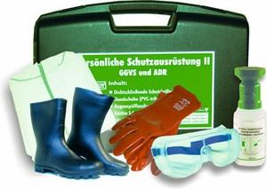Schutzausrüstung II gem. GGVS