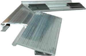 Aluminiumschlauchbrücke DIN 14820