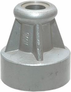 Strahlrohrmundstück D aus Aluminium