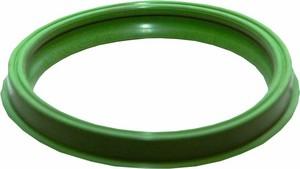Saug-Dichtring A-DS, Viton, grün
