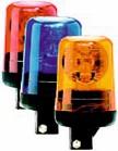 Rundumkennleuchte RKLE 200, 24 V, Form A