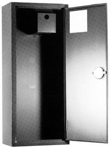 FL-Aufputzschrank SM für 6 kg/l mit Melderfach