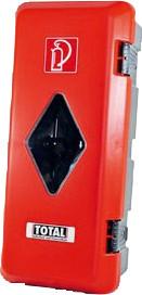 Schutzkasten LKW ADAMANT ISO-600 für 6 kg Feuerlöscher und ISOGARD