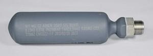 CO2-Flasche komplett WX/SX 6 (50g)