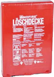 Löschdecke Typ HB-120180