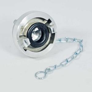 Blindkupplung D, LM, DIN 14310