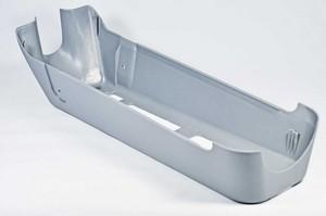 Halterung, Kunststoff grau für ISOGARD 6 kg