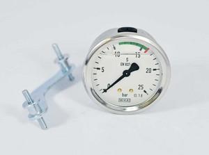 "Manometer D63 0-25 bar, R1/4"""
