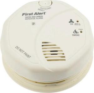 Rauch-Kohlenmonoxidmelder First Alert SC05CE