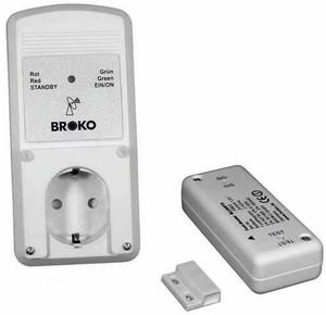 Funk-Abluft-Sicherheitsschalter BL220 F