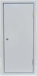 FL-Schutzschrank HL 080-E/12-Z, grau