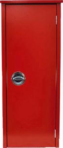 FL-Schutzschrank HL 070-S/CO-MD, rot