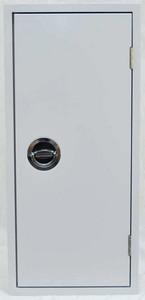 FL-Schutzschrank HL 070-E/12-MD, grau