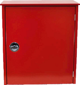 FL-Schutzschrank HL 070-S/2.12-MD, rot