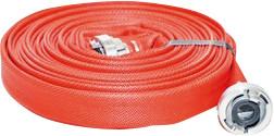 Feuerlöschschlauch D25, 1 lfd. Meter, rot, Klasse 2