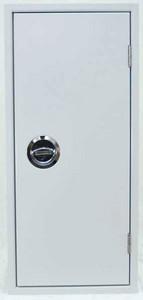 FL-Schutzschrank HL 070-E/6-MD, grau